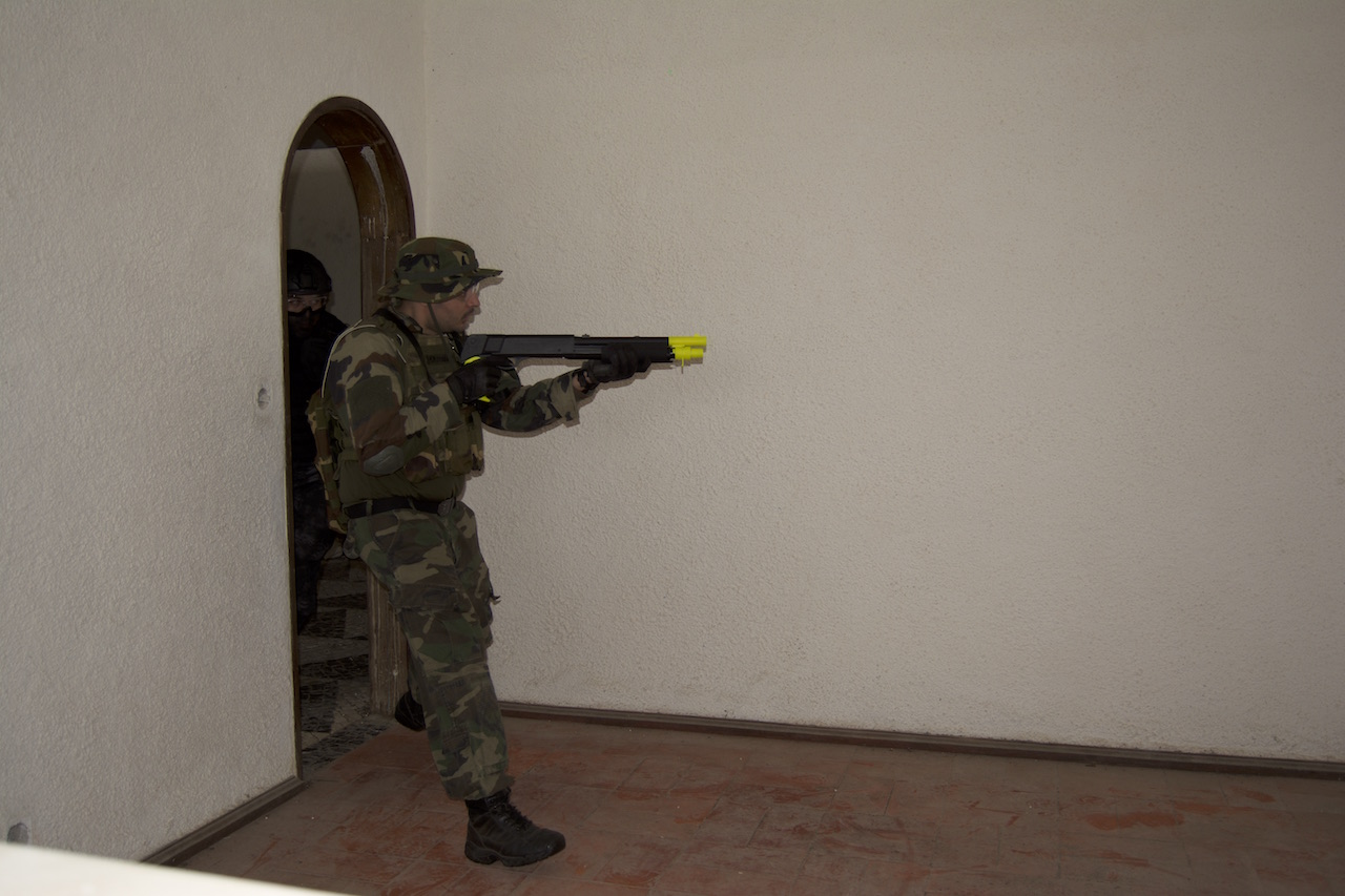 Image from gallery Indoor Training